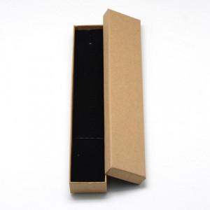 Подарочная коробка для ювелирных изделий 21x4x2 см