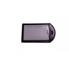 Односторонний экранирующий чехол для пропуска или для социальной карты