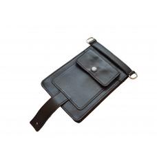 Экранирующий дорожный чехол в виде мини-сумки, барсетки