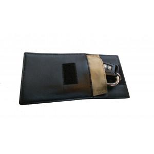 """Экранирующий чехол для автомобильных чип-ключей с защитой от """"длинных удочек"""" ретрансляторов арт. Keymode"""